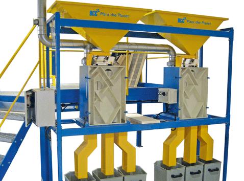 Gravity Separator( Гравітаційний сепаратор)