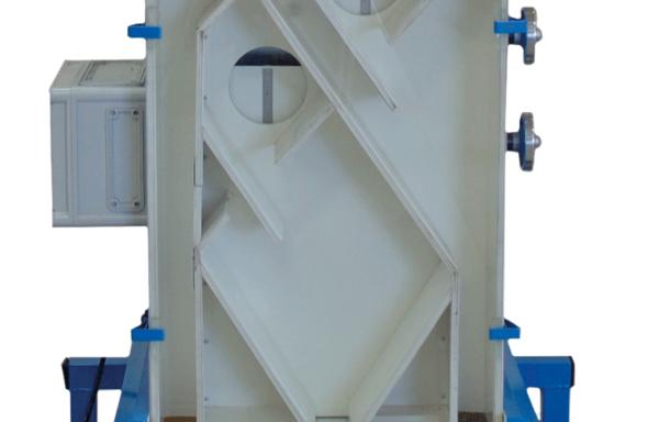Gravity Separator (Mini-Series)( Гравітаційний сепаратор- Міні серія)