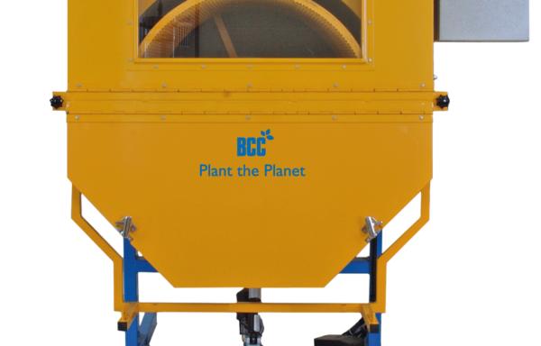 Wet Dewinger & Seed Extractor 800( Установка для видалення крилатки і вилучення насіння з шишок)